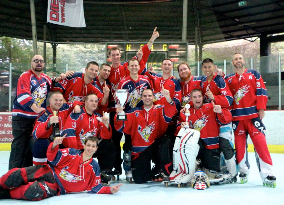 Eagles Inline Champs 2014