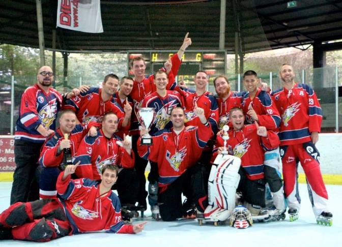 Eagles Inline First Ever Championship!